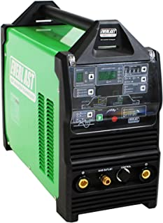 Everlast PT325EXT Everlast PowerTIG 325EXT 320 AMP Digital ACDC TIG welder with advance pulse, green