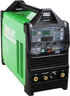Everlast PT325EXT Everlast PowerTIG 325EXT 320 AMP Digital ACDC TIG welder with advance pulse, green