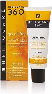 Heliocare 360 Gel Oil Free SPF50 Skin Healthcare