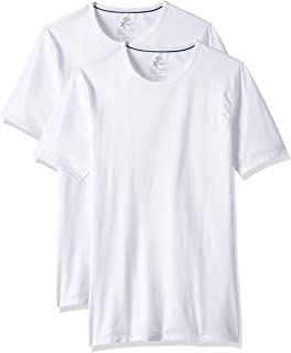 DIM Men's Pack of 2 short-sleeved crew-neck T-shirts. T-shirts