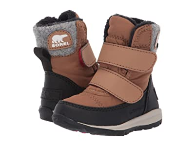 SOREL Kids Whitneytm Strap (Toddler) (Elk) Kid