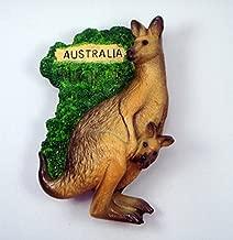 souvenir fridge magnets australia