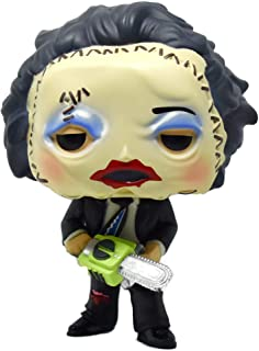 Funko POP! Movies: The Texas Chainsaw Massacre - Leatherface [Pretty Woman Mask] #623 - H.T. Exclusive!