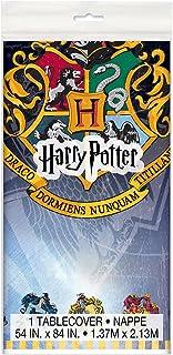 (Table Cover) - Harry Potter Plastic Tablecloth, 210cm x 140cm