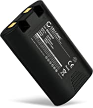 CELLONIC® Batería premium compatible con DYMO LabelManager 360D, LabelManager 420P, Rhino 4200, Rhino 5200, LM420P, 3M PL200 (1600mAh) S0895840,W002856 bateria de repuesto, pila reemplazo, sustitución