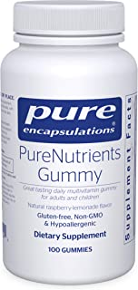 Pure Encapsulations - PureNutrients Gummy - Comprehensive Multivitamin/Mineral Complex Enhanced with Organic Berries and F...