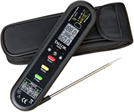 Taylor Precision Products Splash-Proof Dual Temperature Infrared/Thermocouple Thermometer