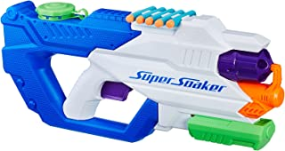NERF Super Soaker - Dartfire Water Blaster - inc 5 official Elite Darts - Kids Toys & Outdoor games - Ages 8+