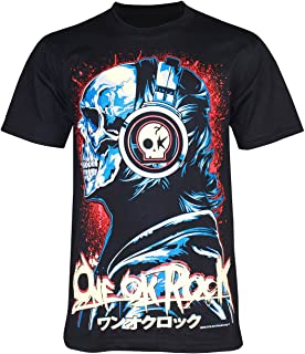 (パラス) PALLAS One OK Rock Tシャツ Music T Shirt
