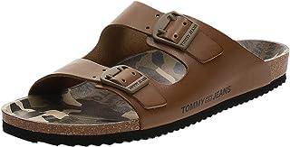 Tommy Hilfiger Camo Buckle Sandal mens Men Fashion Sandals