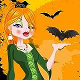Vestir Chica de Halloween