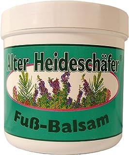 Alter Heideschäfer 5er Vorteilspack Fußbalsam, 5 Dosen a 250ml