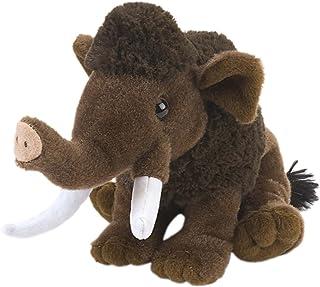Wild Republic Woolly Mammoth Plush, Stuffed Animal, Plush Toy, Kids Gifts, Cuddlekins, 8 Inches