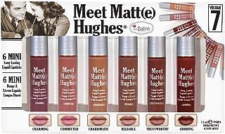 The Balm Meet Matte Hughes Mini 6 pieces, Vol.7 - Pack of 1