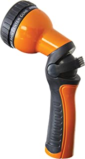 Dramm 14502 Revolution 9-Pattern Spray Gun, Orange