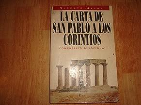 La Carta De San Pablo a Los Corintios