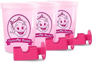 Dunking Buddy Bundle 3-pack Pink