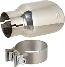 Genuine GM 23238759 OE Exhaust Tip, Stainless Steel