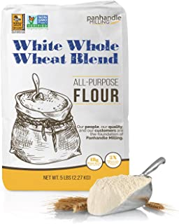 NEW: Whole White Wheat All Purpose Flour Blend - NON-GMO