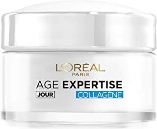 L'Oréal Paris - Age Expertise - Soin Jour Hydratant Anti-Rides au Collagène - 35 ans+ - 50 mL