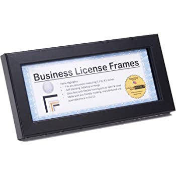2WOMB-847-2186-4x8 ArtToFrames 4x8 inch Gold Foil with Steps Wood Picture Frame