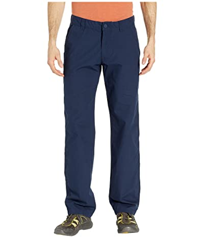 Columbia Washed Outtm Pants (Collegiate Navy) Men