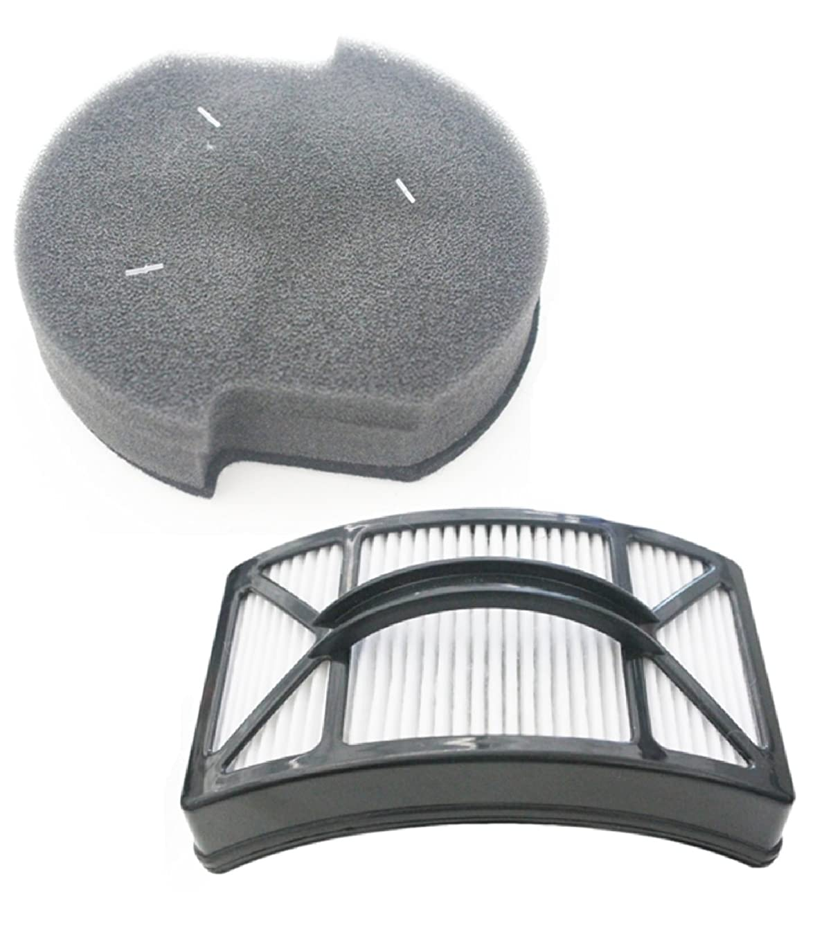 DVC Micro-Lined Bissell Powerlifter Pet Filter Kit. Includes Washable Foam Filter 1604127 Washable HEPA Filter 1604130.