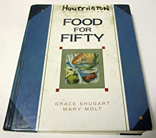 Food for Fifty: 9th edition