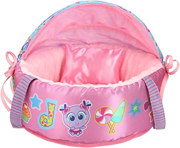 Distroller Neonate Nerlie Large Bassinet Pink Rosa Spanish Edition SS18