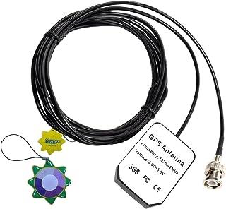 HQRP antena externa GPS para Garmin GPS II / II+ / III / III Pilot / III+ / V / StreetPilot III Deluxe + HQRP medidor del sol
