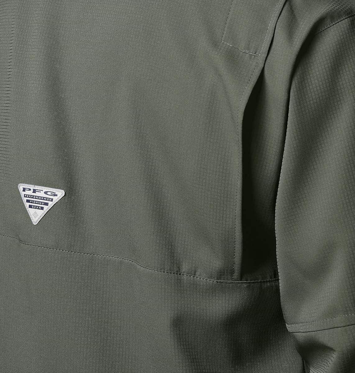Columbia Men's PFG Tamiami II UPF 40 Long Sleeve Fishing Shirt