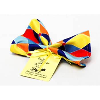 Baby Paper Crinkly Baby Toy - Triangle Print