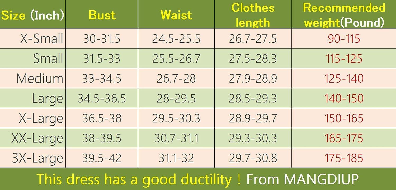 MANGDIUP Women's Scoop Neck Long Sleeve Basic Bodysuits Jumpsuits