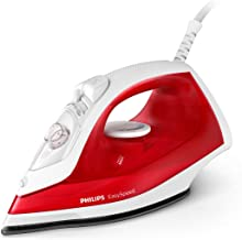 Philips Steam iron Easyspeed -2000W (240V) (RED COLOR)