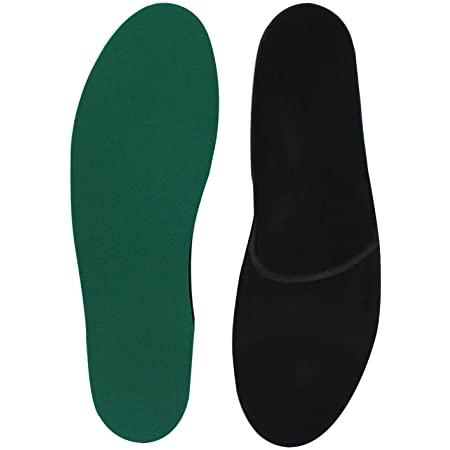 Spenco RX Arch Cushion Full Length Comfort Support Shoe Insoles, Women's 9-10.5/Men's 8-9.5