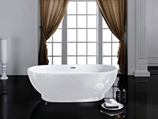pacific collection bathtub