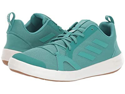 adidas Outdoor Terrex CC Boat (True Green/True Green/Chalk White) Men