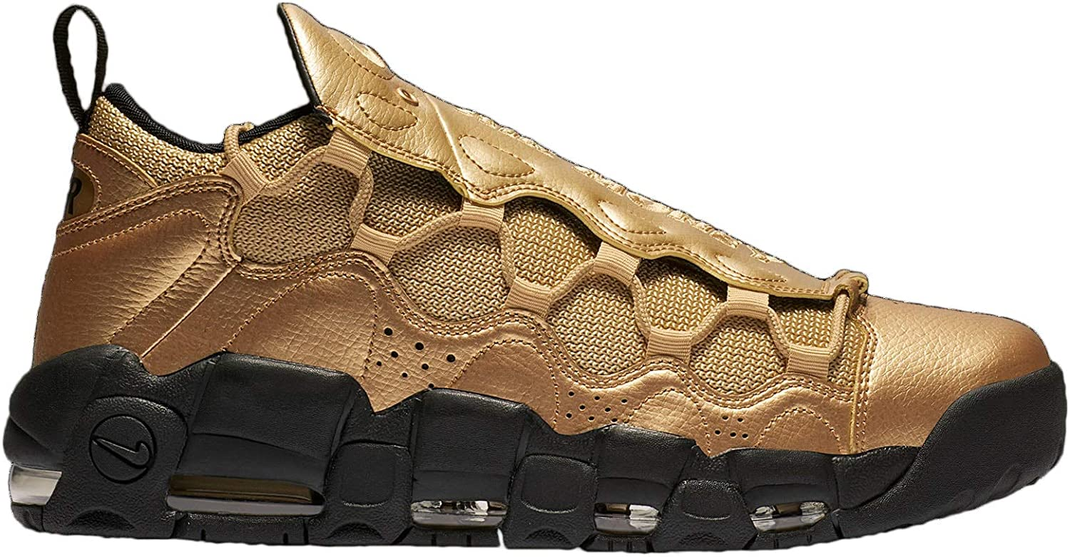 Nike Men's Air More Money Leather Cross-Trainers shoes