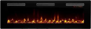 Dimplex Sierra Electric Fireplace, One Size, Black