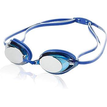 Speedo Unisex-Adult Swim Goggles Mirrored Vanquisher 2.0