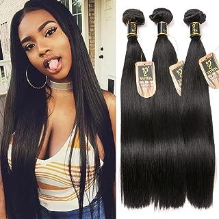 14 inch brazilian straight hair