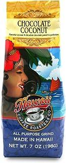 Hawaii Coffee Roasters Chocolate Coconut Ground Coffee 7oz, pack of 1