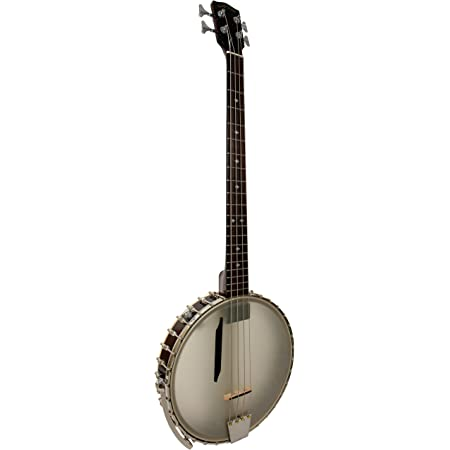 Gold Tone BB-400+ Bass Banjo (Maple),Brown