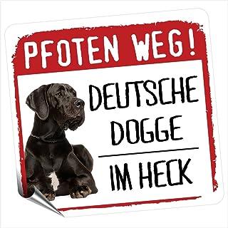 Suchergebnis Auf Für Deutsche Doggen Aufkleber Merchandiseprodukte Auto Motorrad