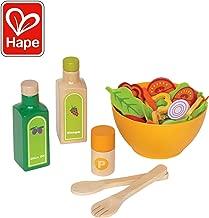 Award Winning Hape Garden Salad Wood Play Kitchen Play Set