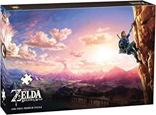 USAopoly Puzzle: Zelda Breath of The Wild Hyrule