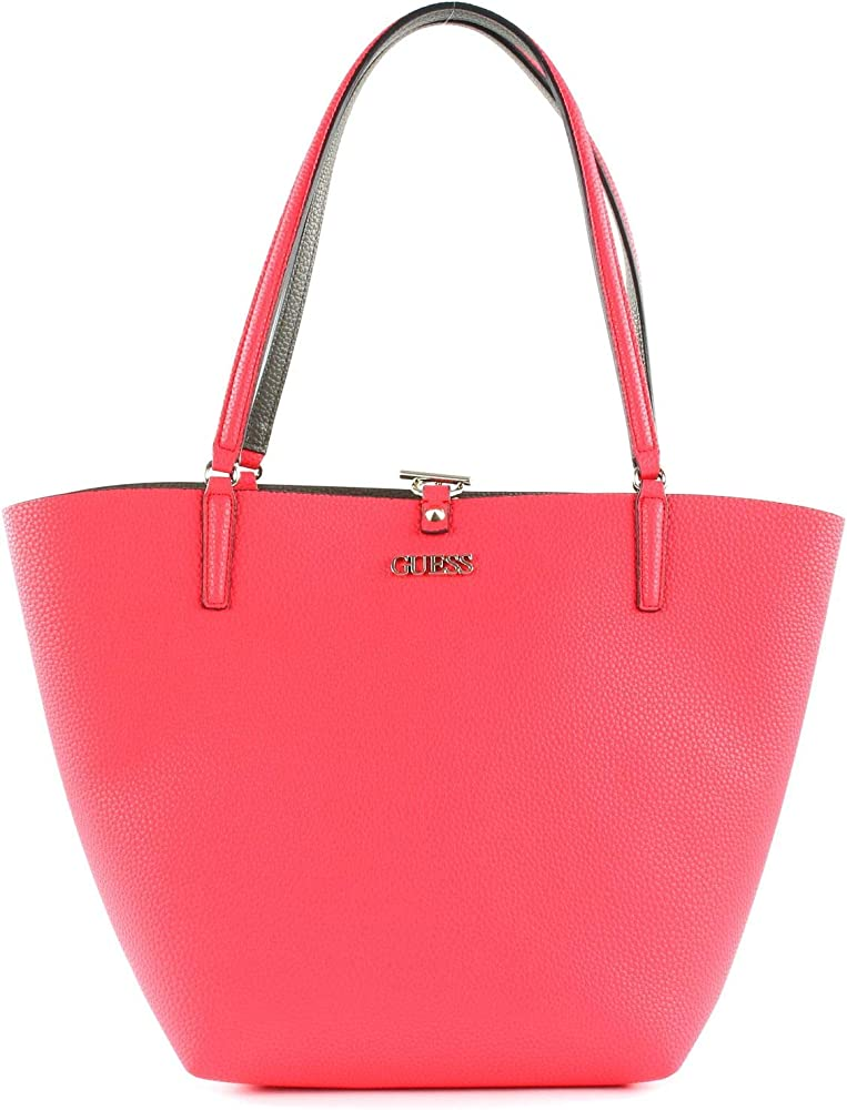 Guess alby, borsa tote per donna, in ecopelle HWVG7455230 CNG