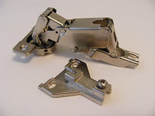 Ferrari 170 Degree Kitchen Door Hinge With H3 2t B112 3mm Plate GM9579FE25F or C90300Aggws