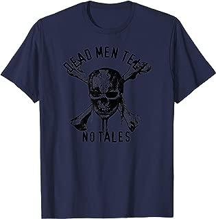Disney Pirates Skull Logo T-Shirt