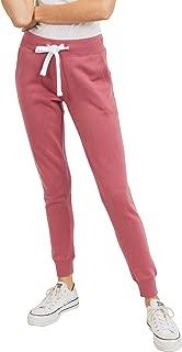 Women's Basic Ultra Soft Fleece Solid Jogger Pants